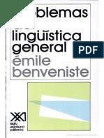 Problemas de Linguística General II