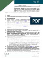 P 898 Edital