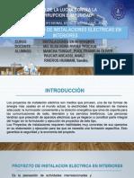 Diapositivas Proyecto de Instalacion Electrica