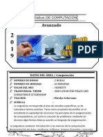 Syllabus de Computacion 4to Sec
