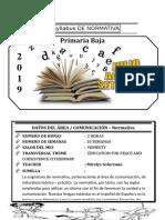 Syllabus de Normativa 2do