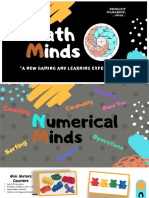 Catalogo Math Minds