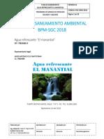 Programa de Gestion de Residuos Solidos y Liquidos