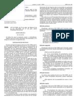 Ley sobre Propiedad Horizontal - 1999