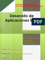 00 Desarrollo de Aplicaciones Web 0