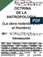Doctrina de La Antropologia (Tricotomia o Tripartito)