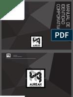 Manual Identidad Corporativa Aureah