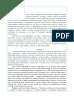 CONCEITO DE POPULISMO