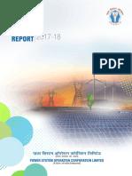Annual Report 2017-18 English