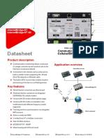 Datasheet ComAp