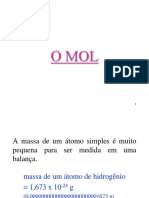 Mol E massa molar.ppt