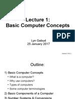 CS 11 Introduction