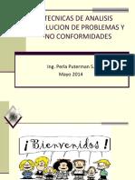 Tecnicas de Analisis y Solucion de Problemas 1