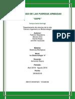 Informe Sistemas Biologicos OSMOSIS