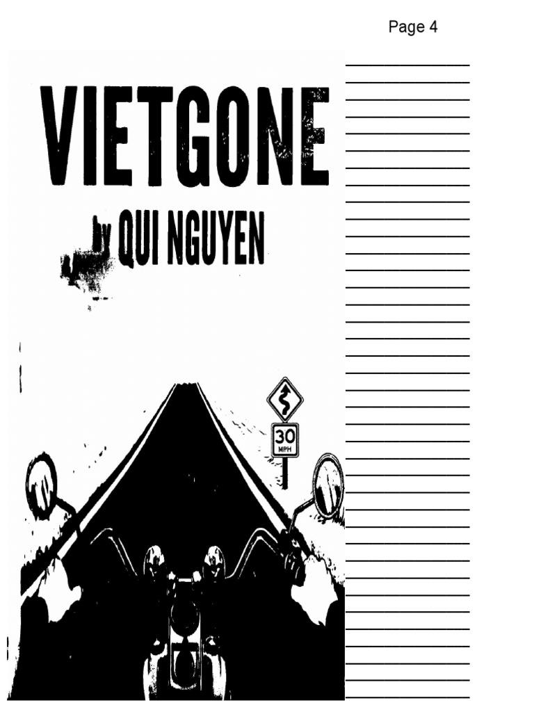 Vietgone Script