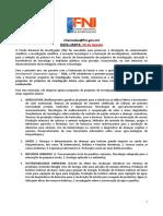 10ªA Chamada Para Submissão de Proj. de Investigação ASDI 220719