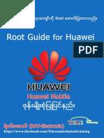 03. Huawei Mobile မ်ိဳးစံု Root ျပဳလုပ္နည္း.pdf