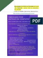 PRODUÇÃO TEXTUAL NUCLEO COMUM - Farmácia de Manipulação QUINTAESSÊNCIA - VLR  R$ 60,00 (92) 99468-3158