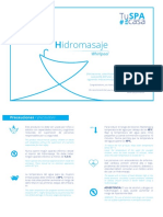 Manual Completo Hidromasaje 2018 Web Multipersonales