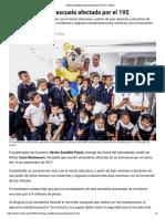 13-06-2019 Entrega Astudillo Escuela Afectada Por El 19S.