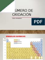 Clase Oxidación