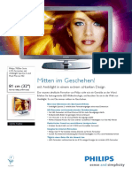 Philips TV Detailbeschreibung