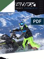 2020 CastleX Snowmobile Catalog