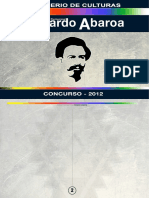 BASES CONCURSO ABAROA BOLIVIA