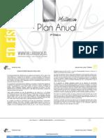 Planificación Anual - EDUCACION FISICA - 3Basico - P
