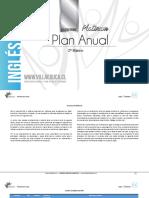 Planificación Anual - InGLES - 2Basico - P