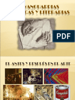 La Vanguardias Artísticas y Literarias