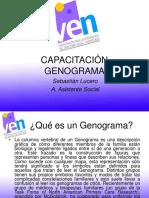 Capacitación en genograma