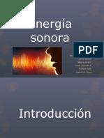 Energía Sonora