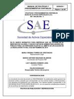 Manual de Politicas y Precedimientos Contables SAE SAS.pdf
