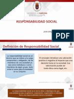 Diapositivas Responsabilidad Social