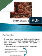 Slide Hemostasia