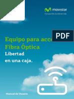 Manual Usuario Movistar Telnet Triwave
