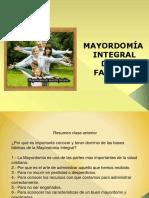 Tercera Presentacion Mayordomia Integral