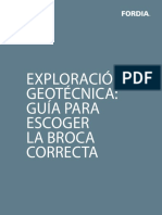 Fordia-ExploracionGeotecnica-GuiaParaEscogerLaBrocaCorrecta