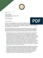 PolyMet Letter to Gov. Walz