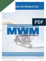 Guia de produto MWM