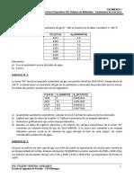 Ejercicios Propuestos Balance de Materiales Yacimientos de Gas Seco