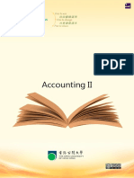 Accounting II 12918