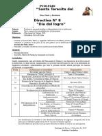 Directiva Día Del Logro