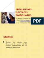 Clase 4 - Inst.domiciliarias