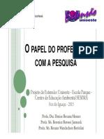 (A pesquisa como principio educativo_FOZ [Modo de Compatibilidade]).pdf