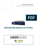 MTX-Router-Helios Lite 4G WiFi Hardware User Guide