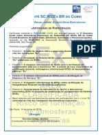 3º Encontro Ex - SC IECEx BR Cobei - Certificado 05-06-2019 44