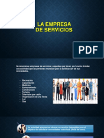 La empresa de servicios.pdf