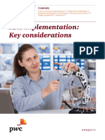Rpa Implementation Key Considerations